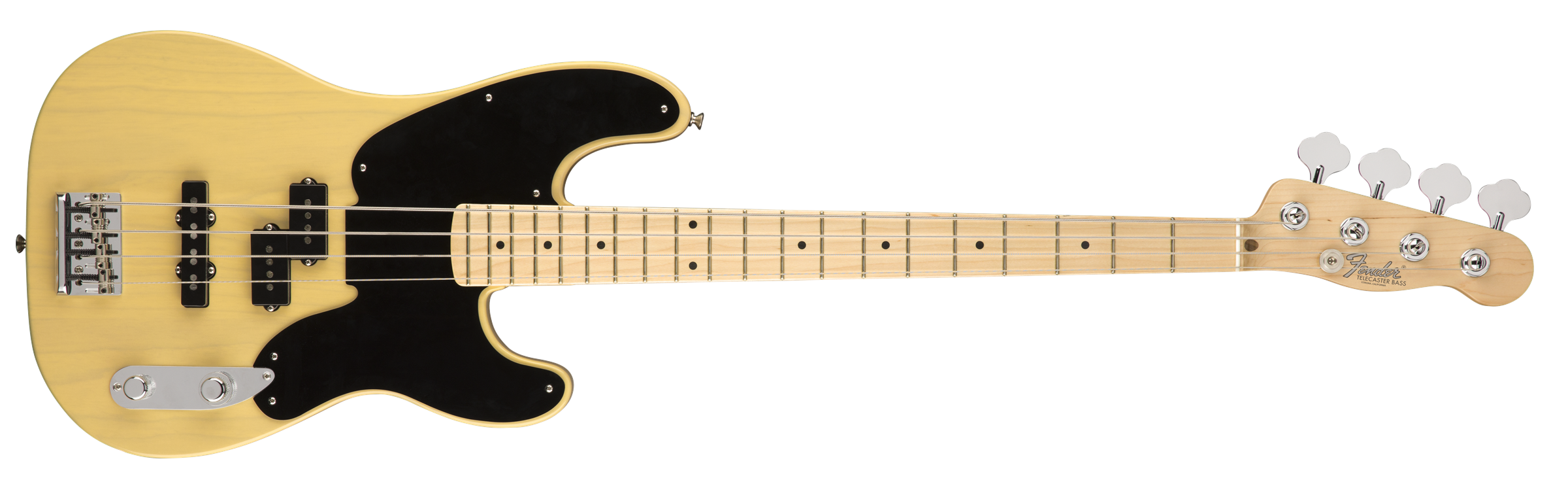 FENDER 2018 Limited Edition 51 Telecaster PJ Bass, Maple Fingerboard, BGB