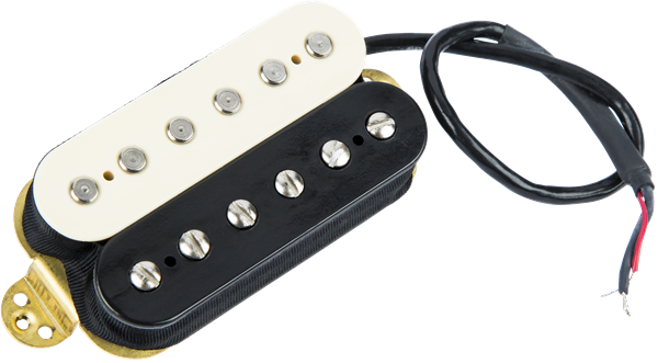 EVH® Wolfgang® Neck Pickup, Black and White