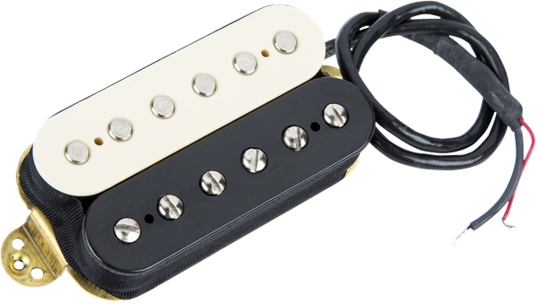 EVH® Wolfgang® Bridge Pickup, Black and White