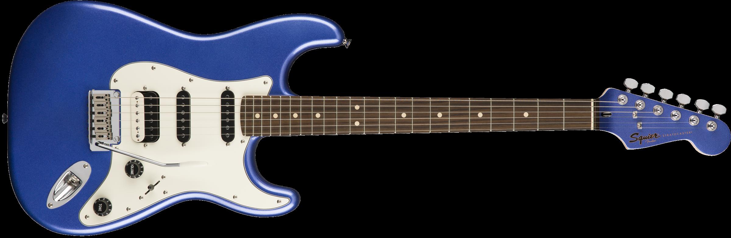 SQUIER Contemporary Stratocaster HSS, Rosewood Fingerboard, Ocean Blue Metallic