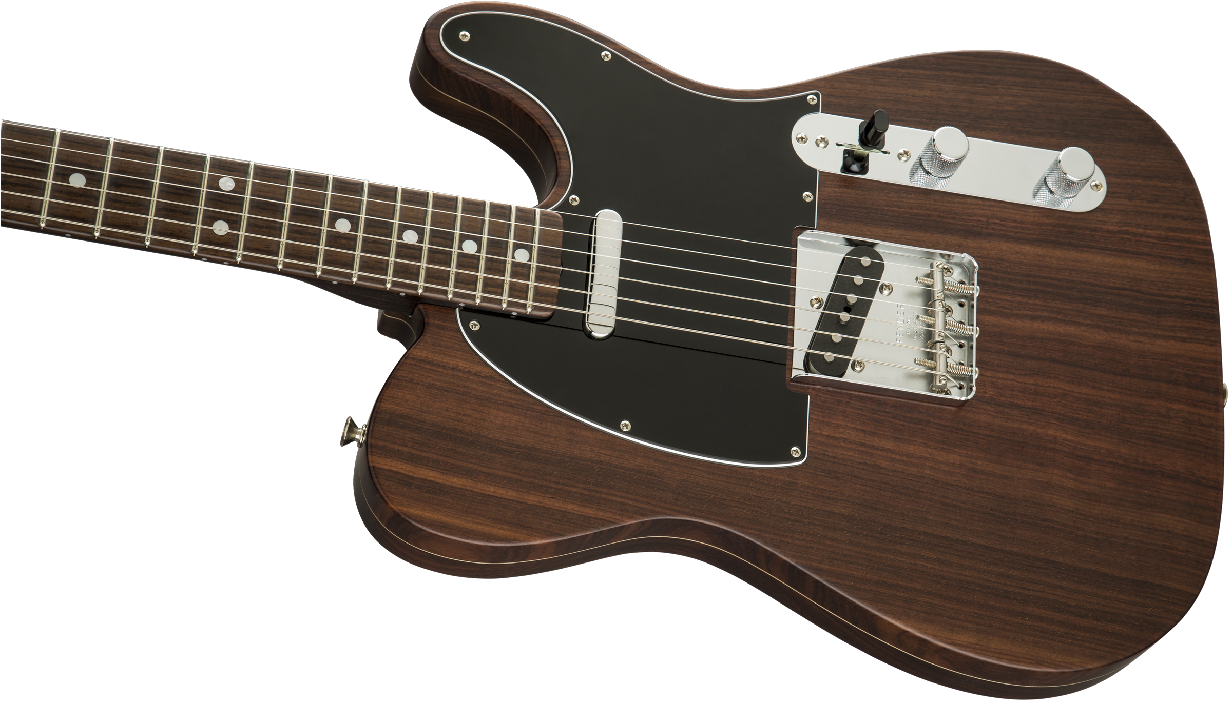 The george harrison tribute rosewood telecaster for The rosewood