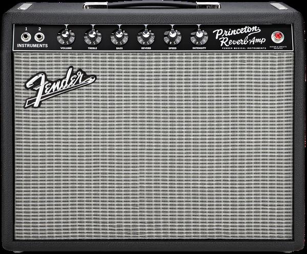 FENDER 65 PRINCETON REVERB AMPLI - 2172006000