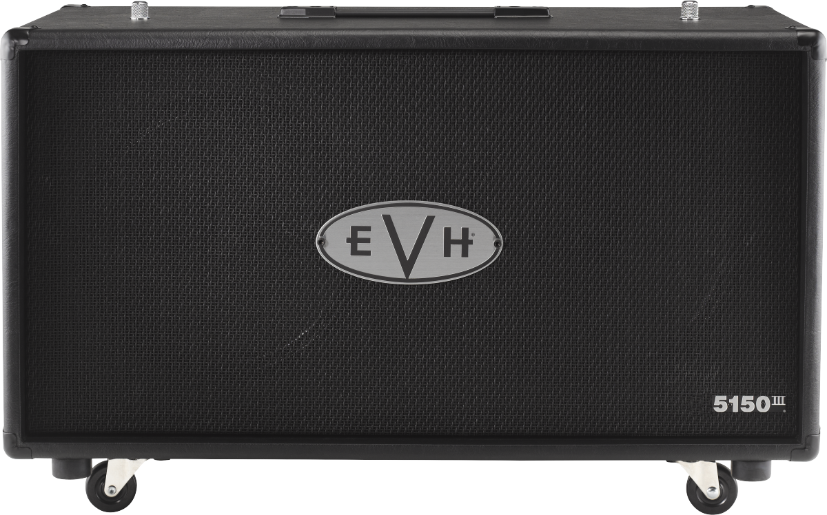 5150III® 2x12 Cabinet, Black | Amplifiers EVH Gear