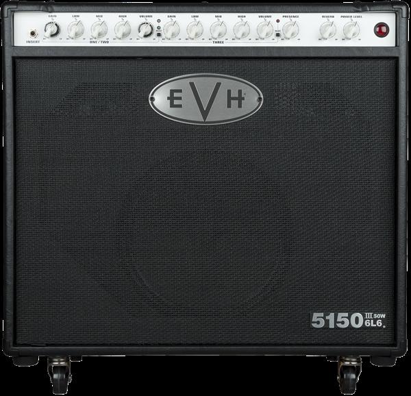 5150III® 1x12 50W 6L6 Combo, Black, 120V
