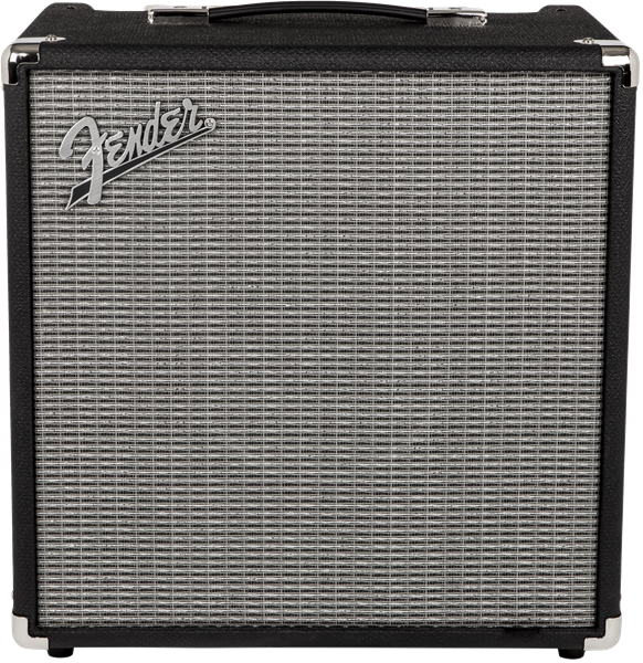 FENDER RUMBLE 40 COMBO BLACK-SILVER - 2370306900