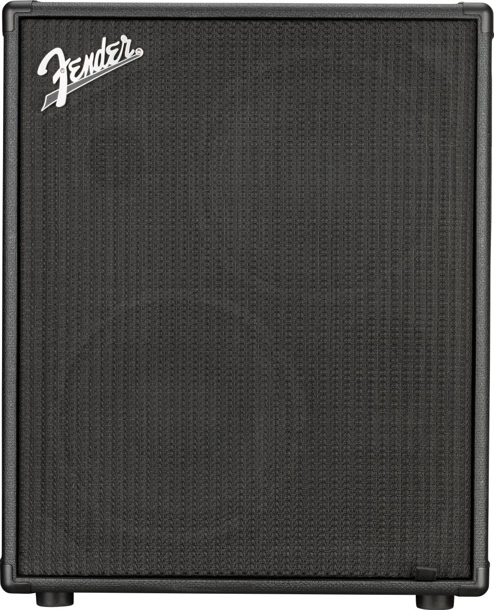 FENDER Rumble 210 Cabinet (V3), Black/Black