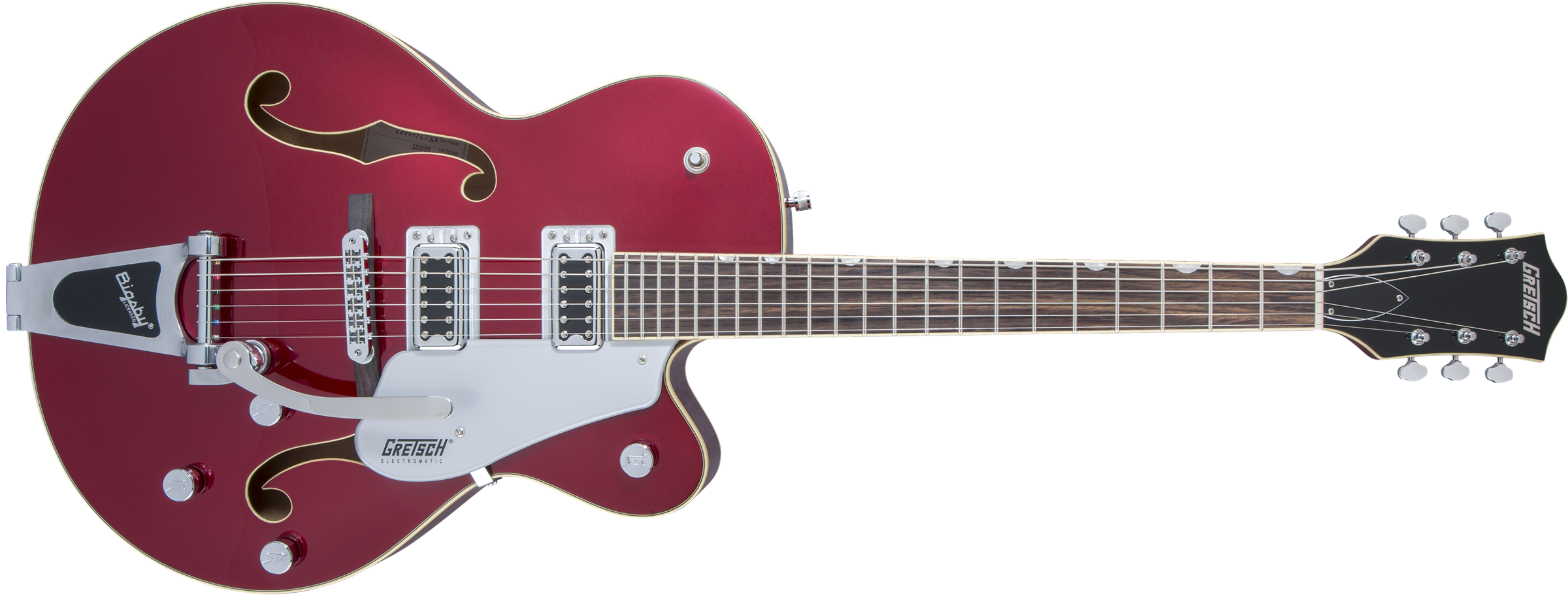 GRETSCH G5420T Electromatic Hollow Body Single-Cut with Bigsby, Rosewood Fingerboard, Candy Apple Red