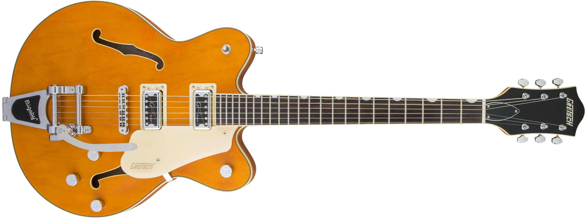 GRETSCH G5622T Electromatic Center Block Double-Cut with Bigsby, Rosewood Fingerboard, Vintage Orange