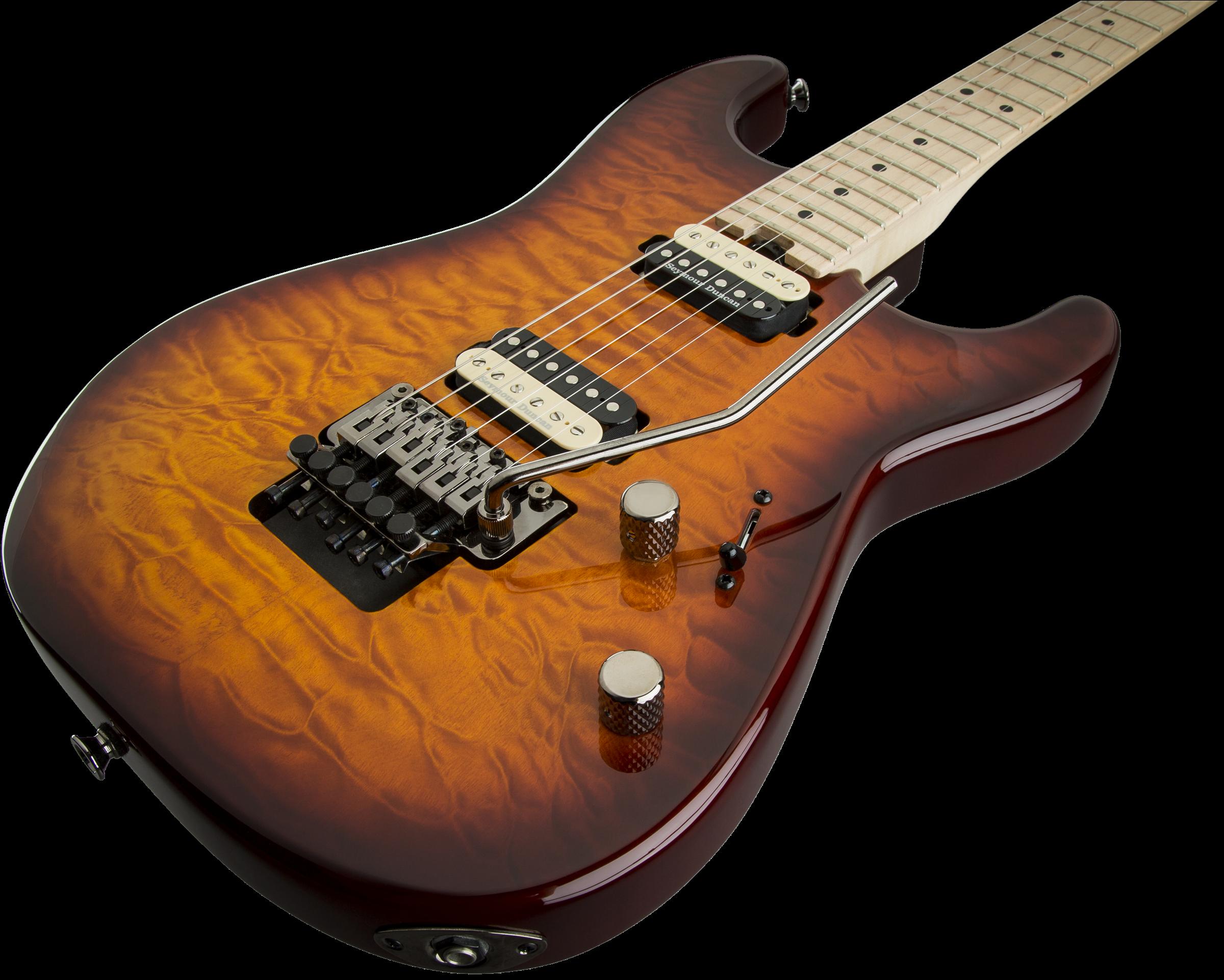 Pro Mod San Dimas® Style 1 HH FR | Pro-Mod Style 1 | Charvel® Guitars