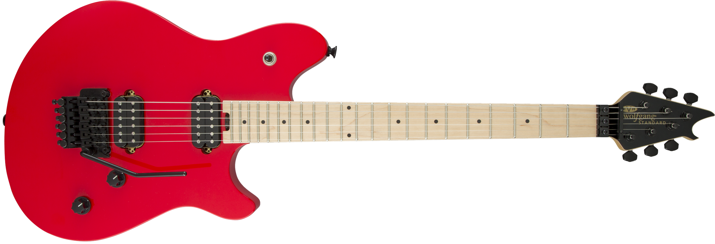 EVH® Wolfgang® WG Standard, Maple Fingerboard, Ferrari Red