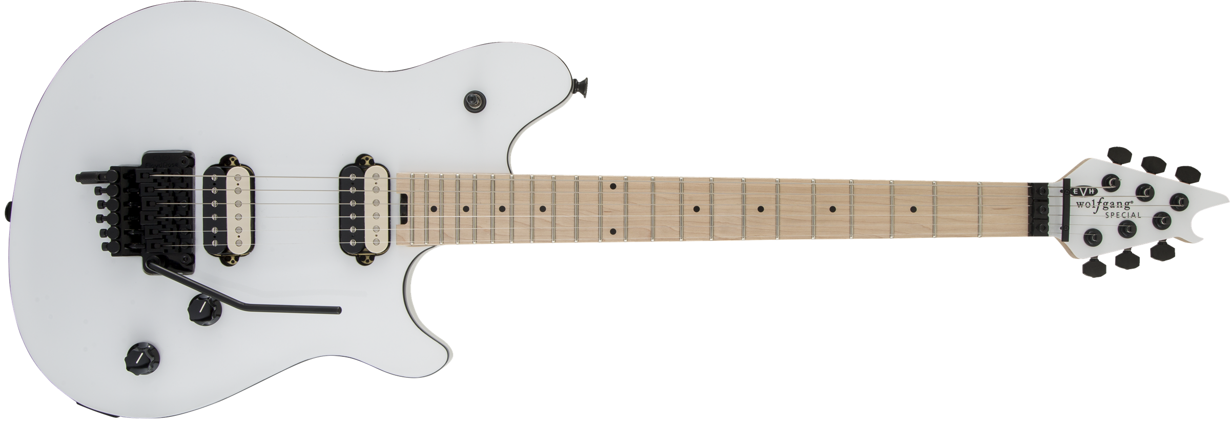 Wolfgang® Special, Maple Fingerboard, Polar White