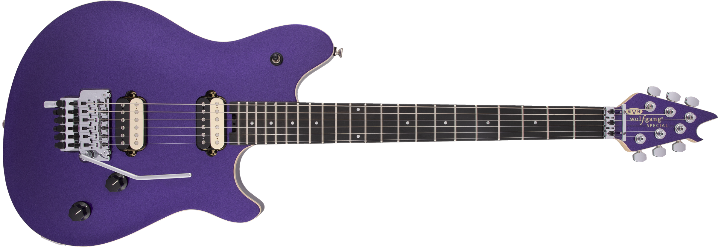 Wolfgang® Special, Ebony Fingerboard, Deep Purple Metallic
