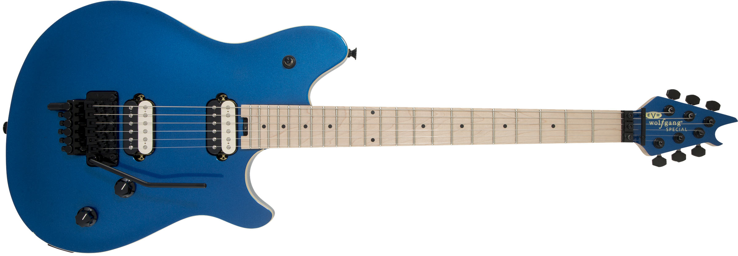 Wolfgang® Special, Maple Fingerboard, Metallic Blue