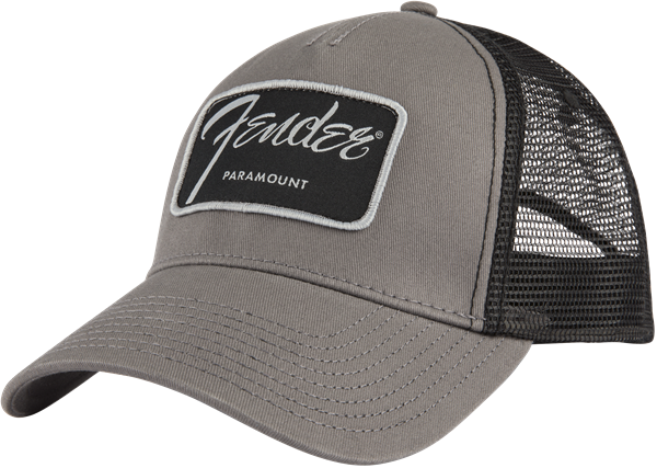 Fender paramount series logo hat one size fits most chitarre
