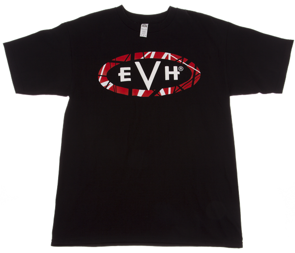 EVH® Logo T-Shirt, Black, XL