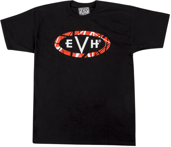 EVH® Logo T-Shirt, Black, L
