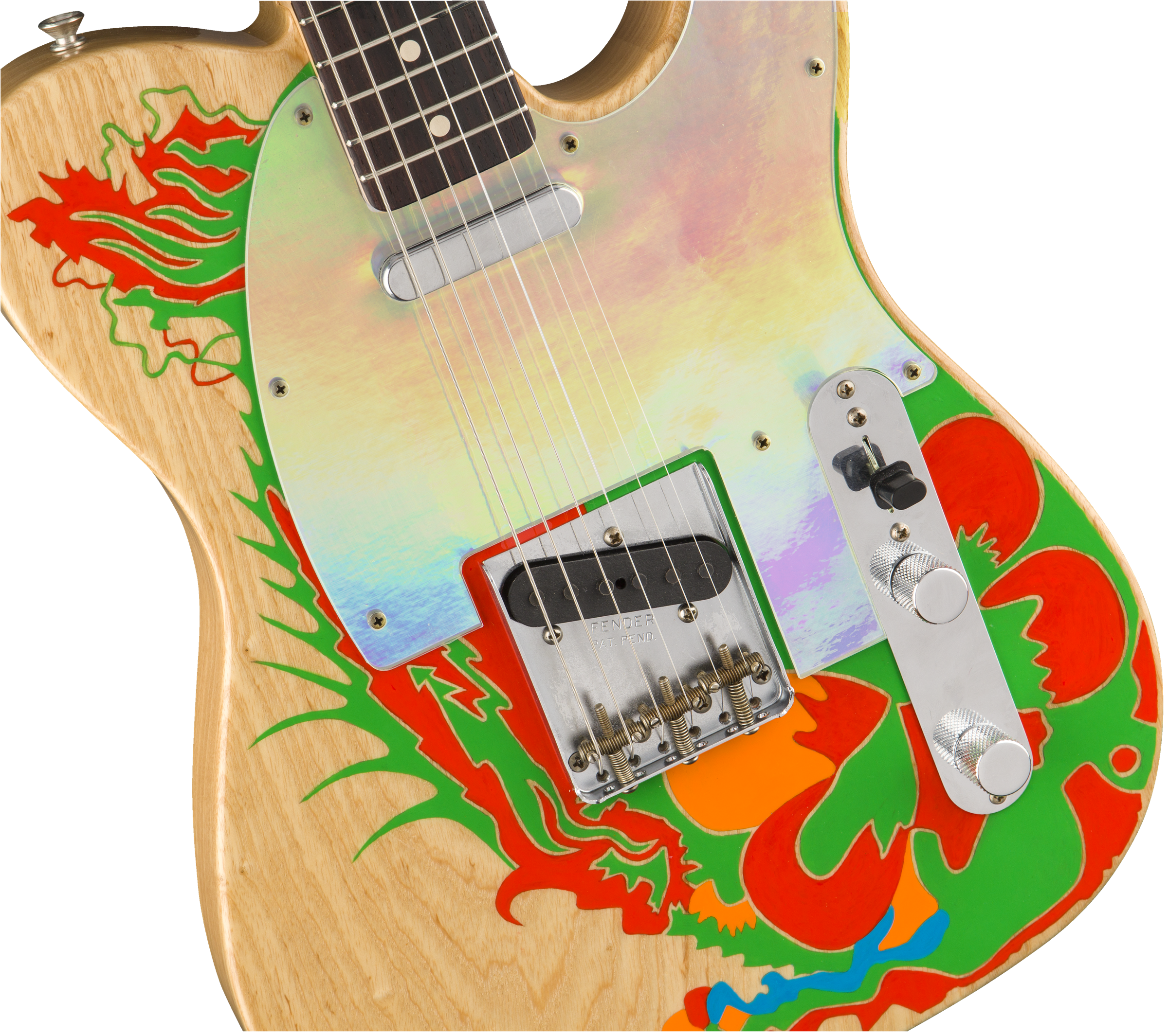 Jimmy Page Dragon® Telecaster® | Artist Series | Fender