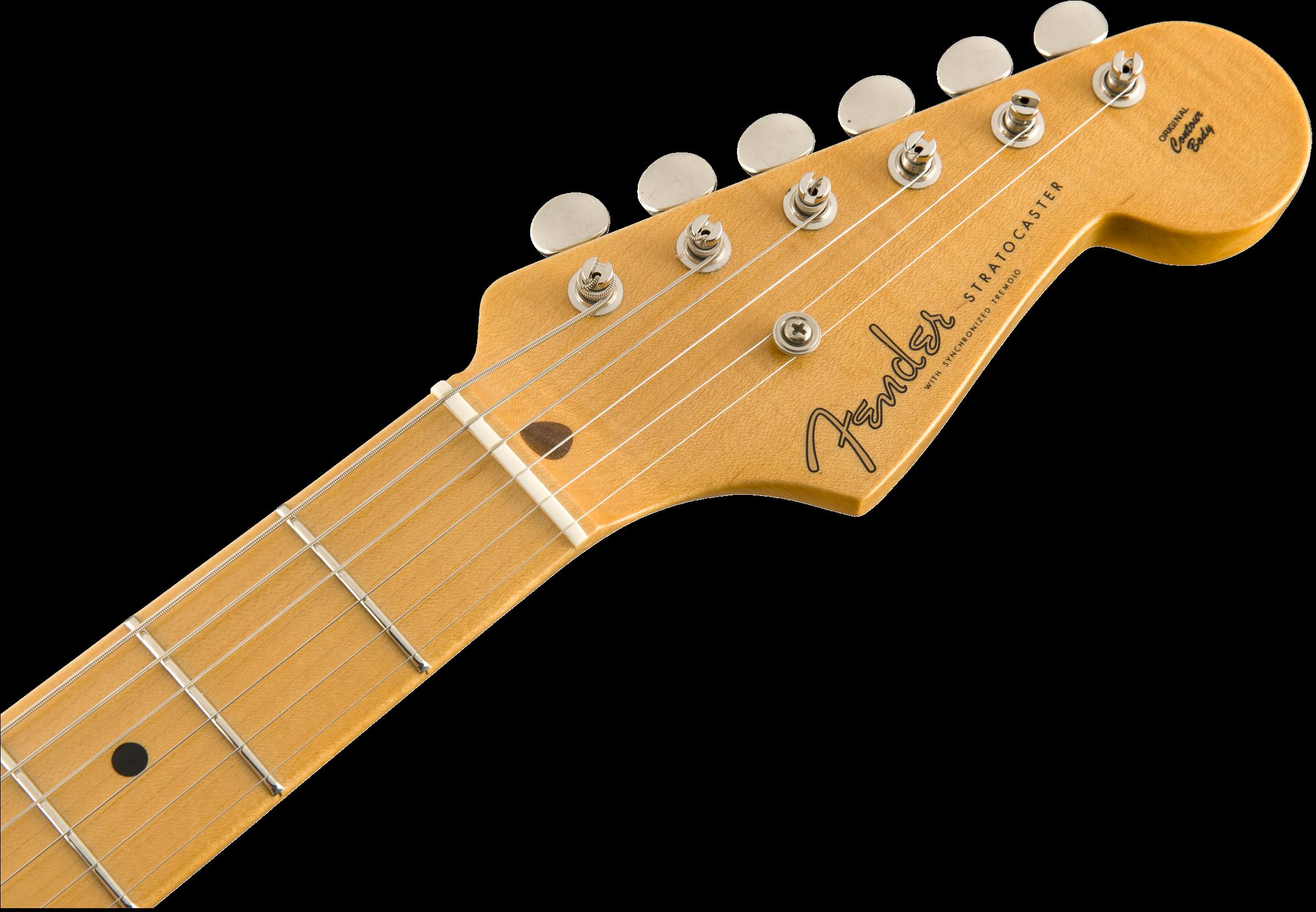 Vintage Custom 1955 Stratocaster® | Vintage Custom Series | Fender