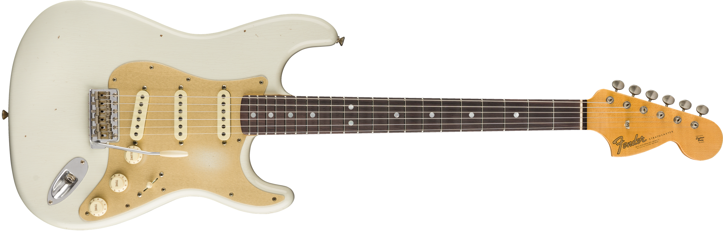 Limited Big Head Strat® Journeyman Relic® | Limited Edition