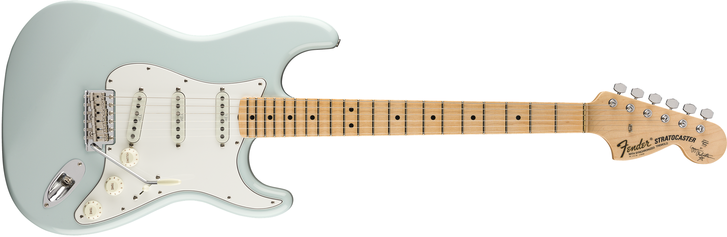 Yngwie Malmsteen Signature Stratocaster® | Artist Series