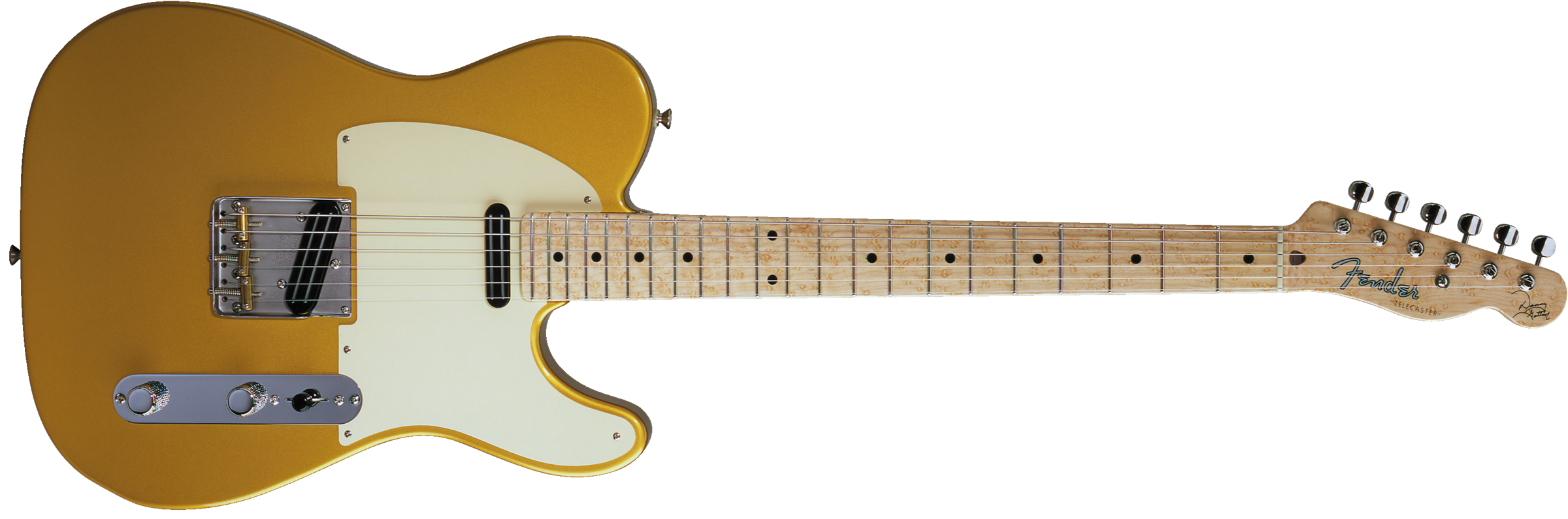 Danny Gatton Signature Telecaster® | Artist Series | Fender® Custom Shop