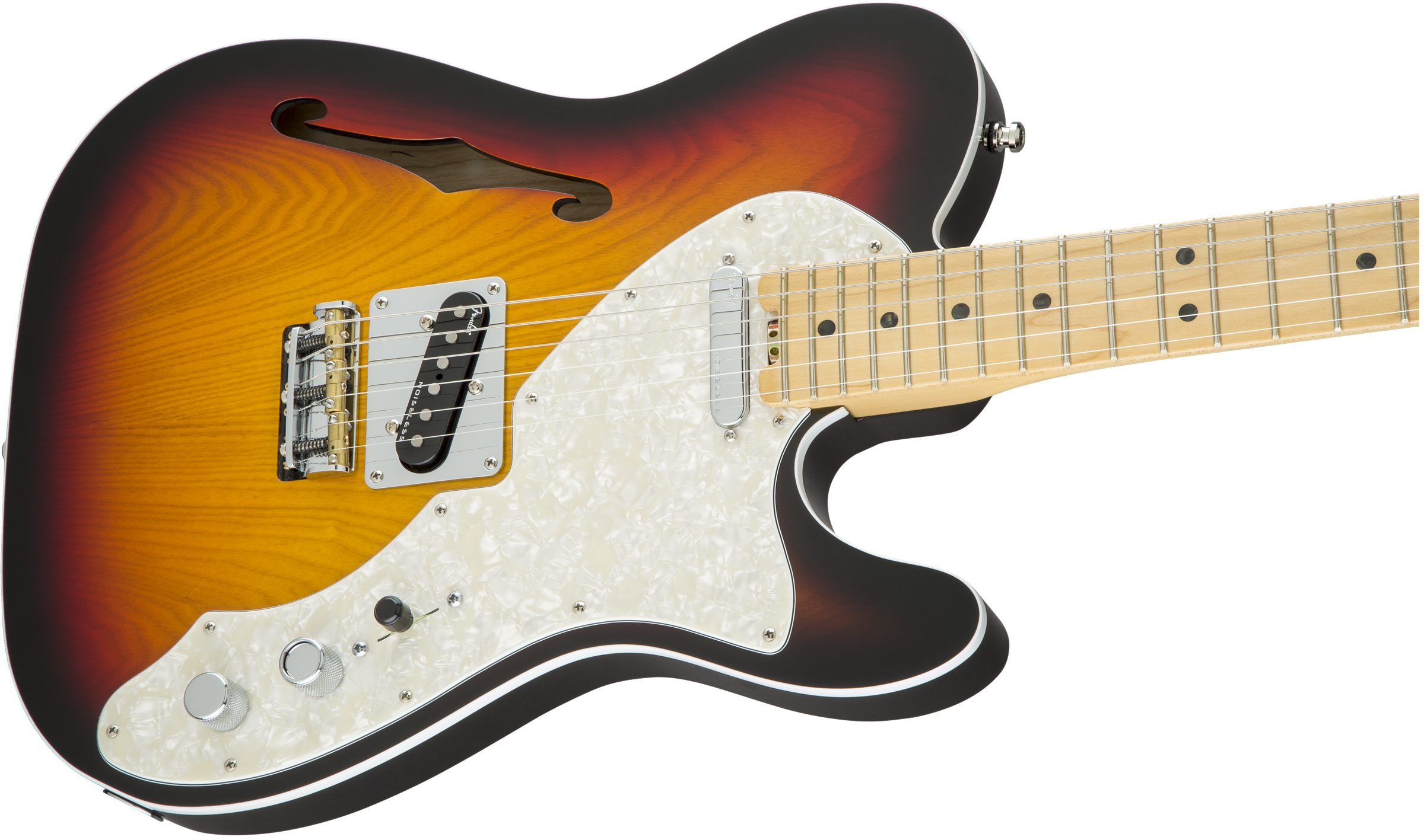 FENDER: American Elite Telecaster Thinline