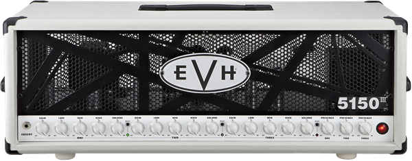 5150iii 100w head amplifiers evh gear. Black Bedroom Furniture Sets. Home Design Ideas