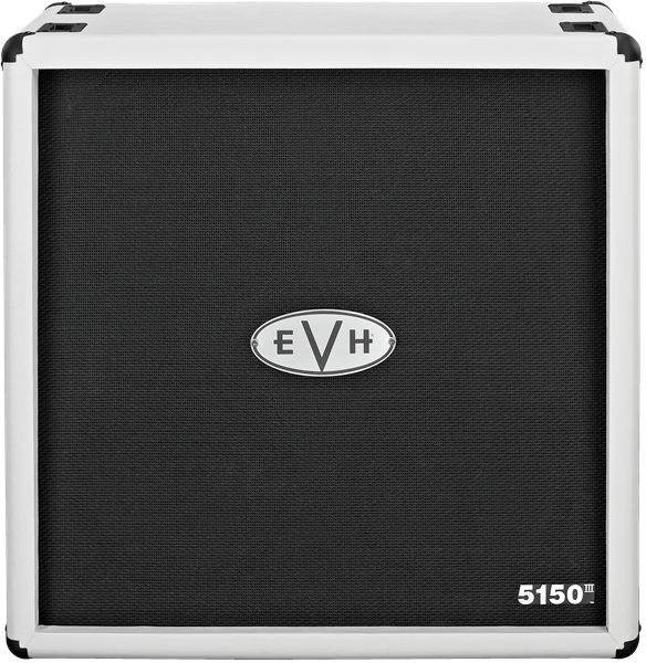 EVH 5150III 4x12 Straight Cabinet, Ivory