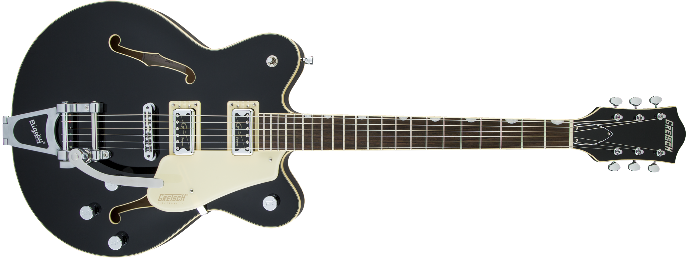 GRETSCH G5622T Electromatic Center Block Double-Cut with Bigsby, Rosewood Fingerboard, Black