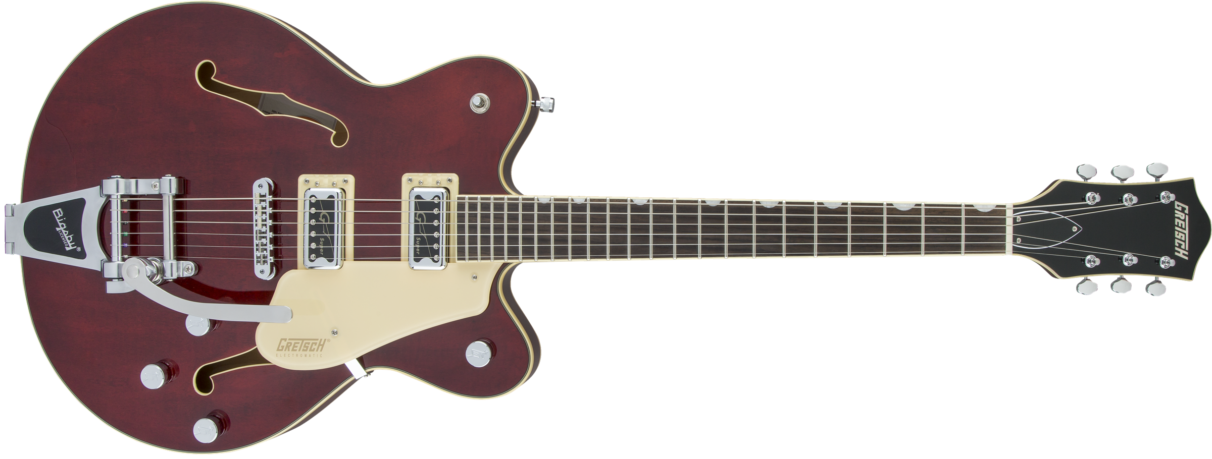 GRETSCH G5622T Electromatic Center Block Double-Cut with Bigsby, Rosewood Fingerboard, Walnut