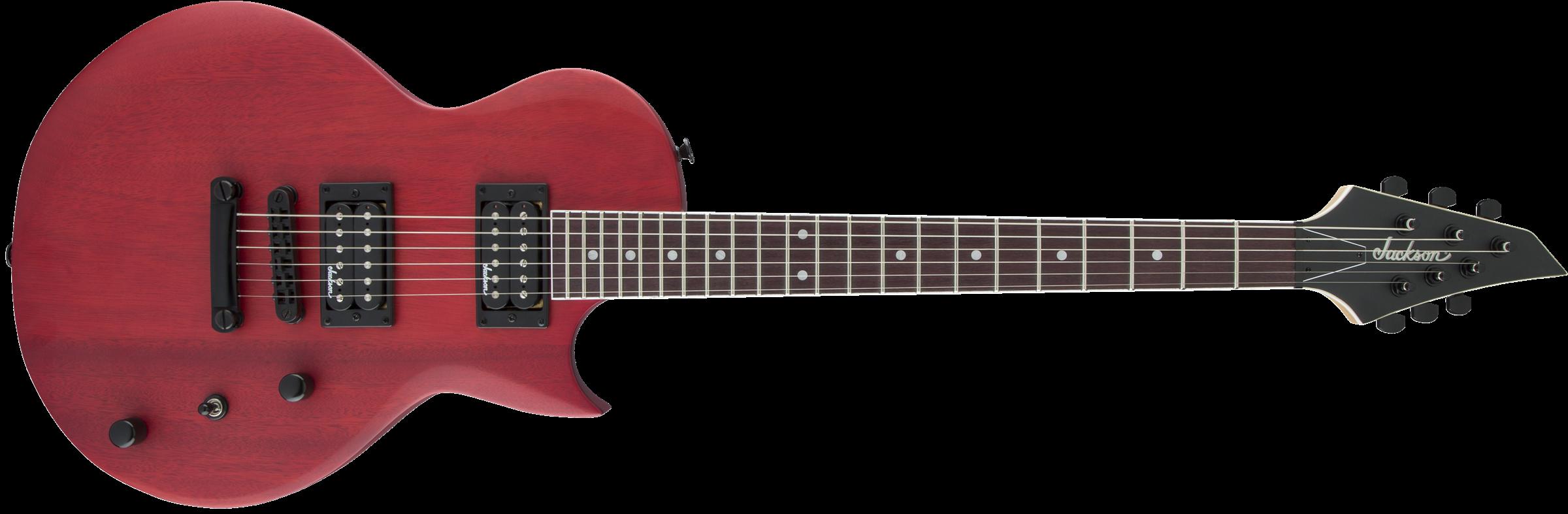 JACKSON JS Series Monarkh SC JS22, Amaranth Fingerboard, Red Stain