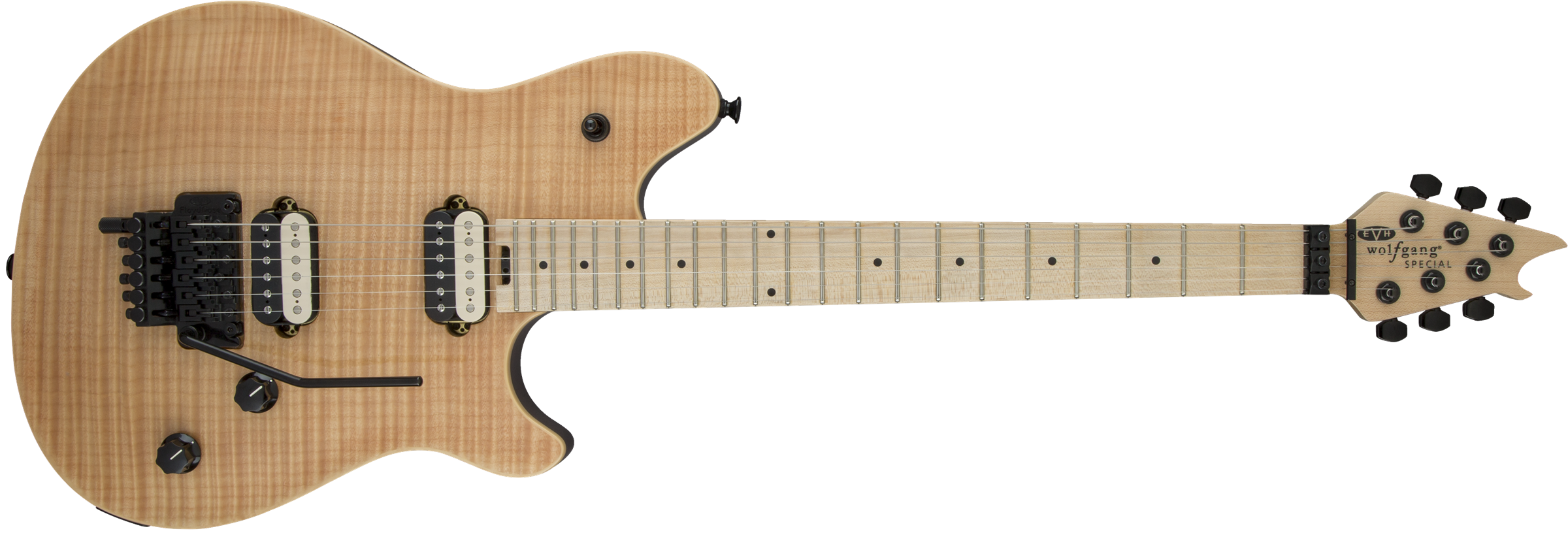 EVH® Wolfgang® Special, Maple Fingerboard, El Natural