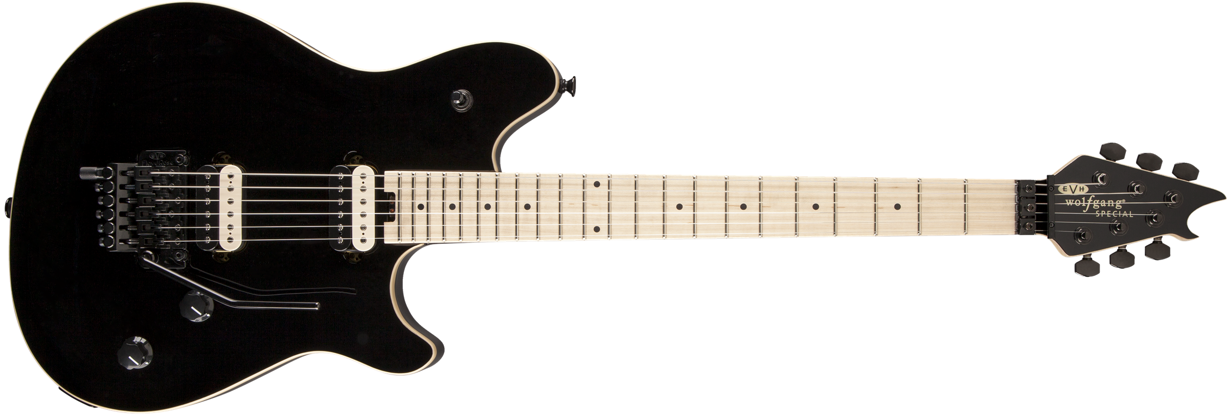 EVH® Wolfgang® Special, Maple Fingerboard, Gloss Black