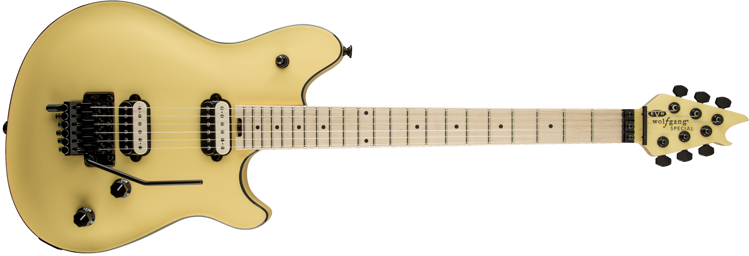 EVH® Wolfgang® Special, Maple Fingerboard, Vintage White