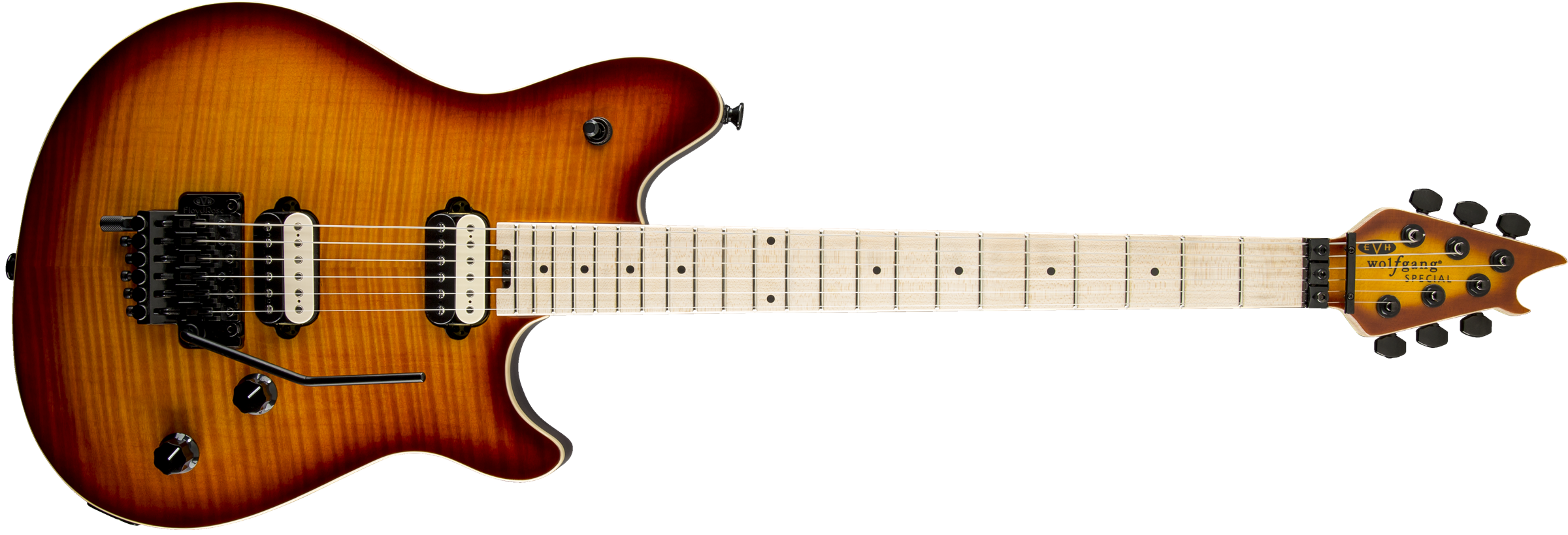 EVH® Wolfgang® Special, Maple Fingerboard, Tobacco Sunburst