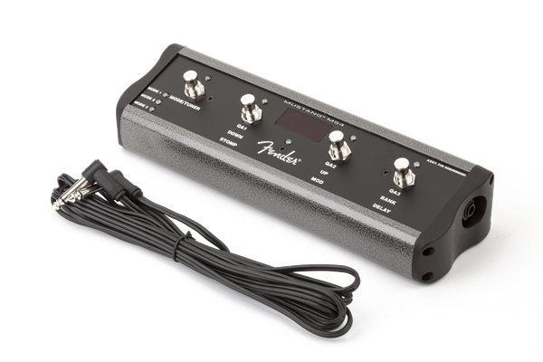FENDER FOOTSWITCH 4 BUTTON MUSTANG AMP - 0080996000
