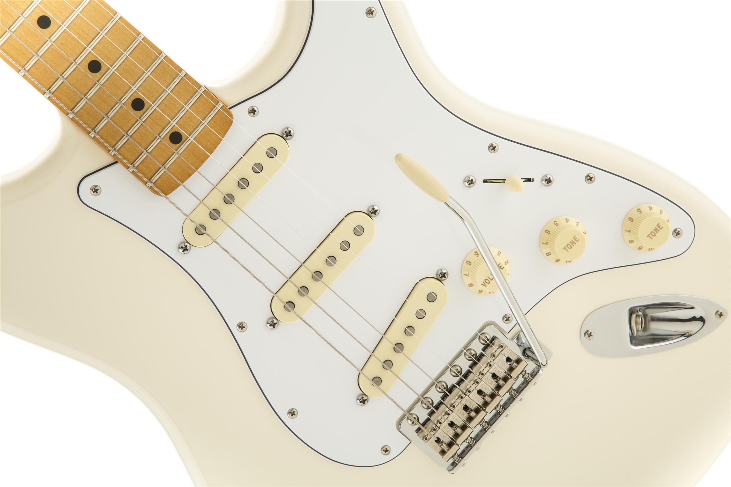 FENDER:  Jimi Hendrix Stratocaster 2015