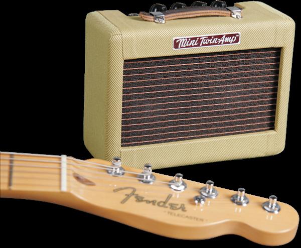 FENDER Mini 57 Twin-Amp, Tweed