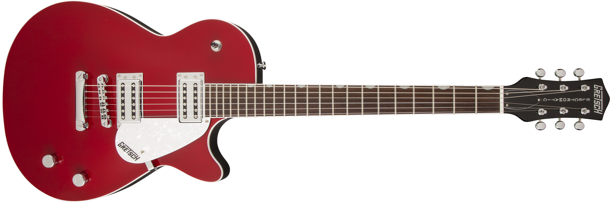 GRETSCH G5421 ELECTROMATIC JET CLUB FB RED - 2519010516
