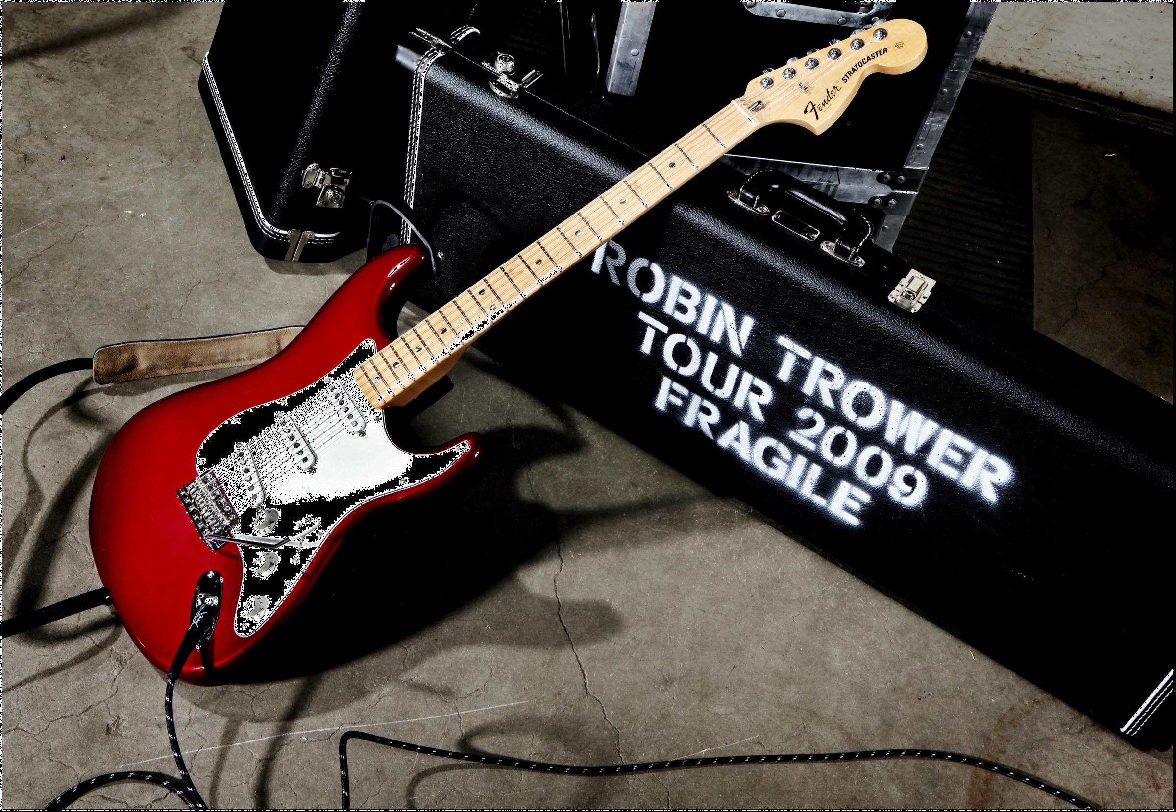 Robin Trower Signature Stratocaster® | Artist Series | Fender® Custom Shop