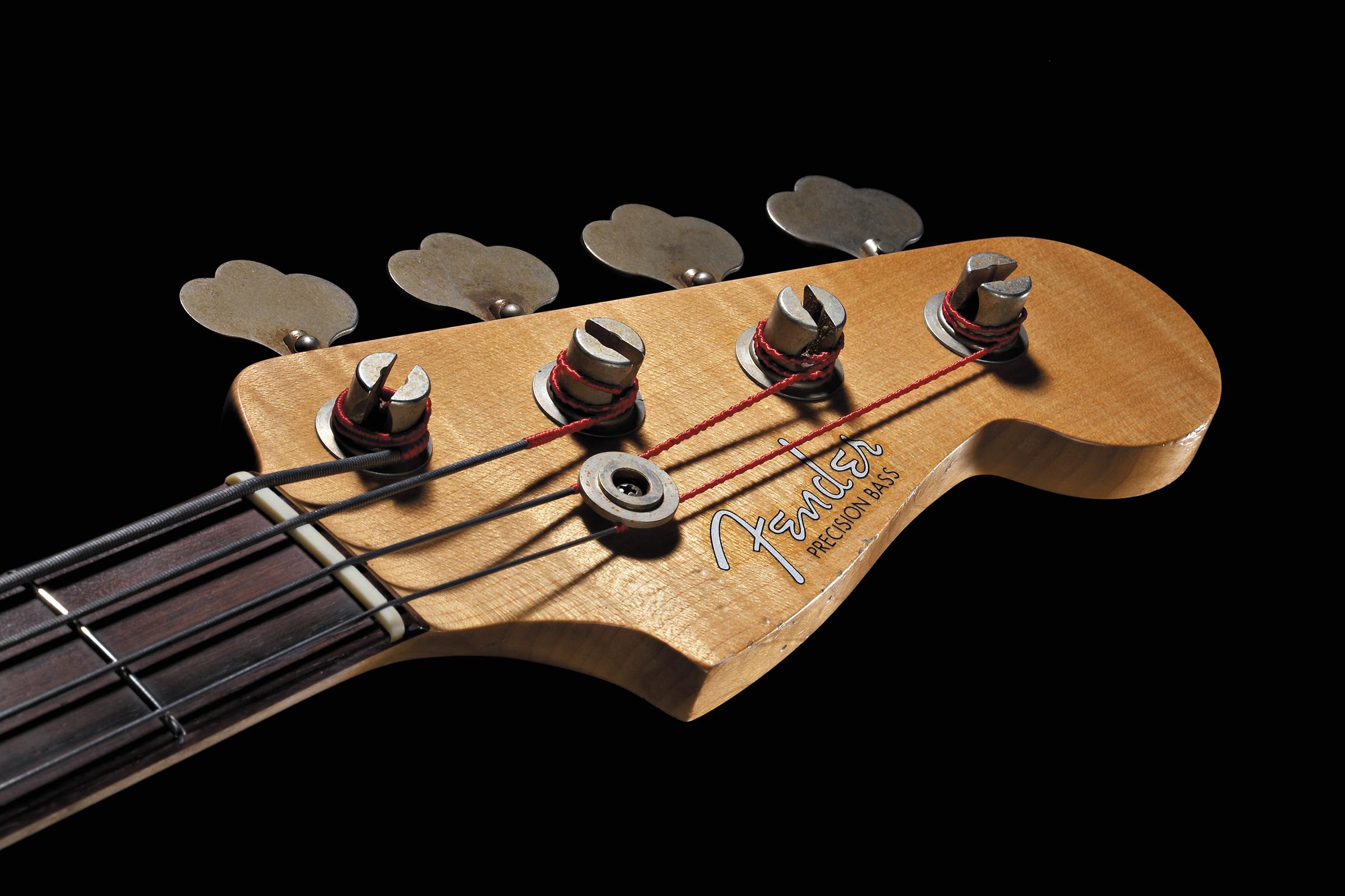 Red John Signature: Pino Palladino Signature Precision Bass®