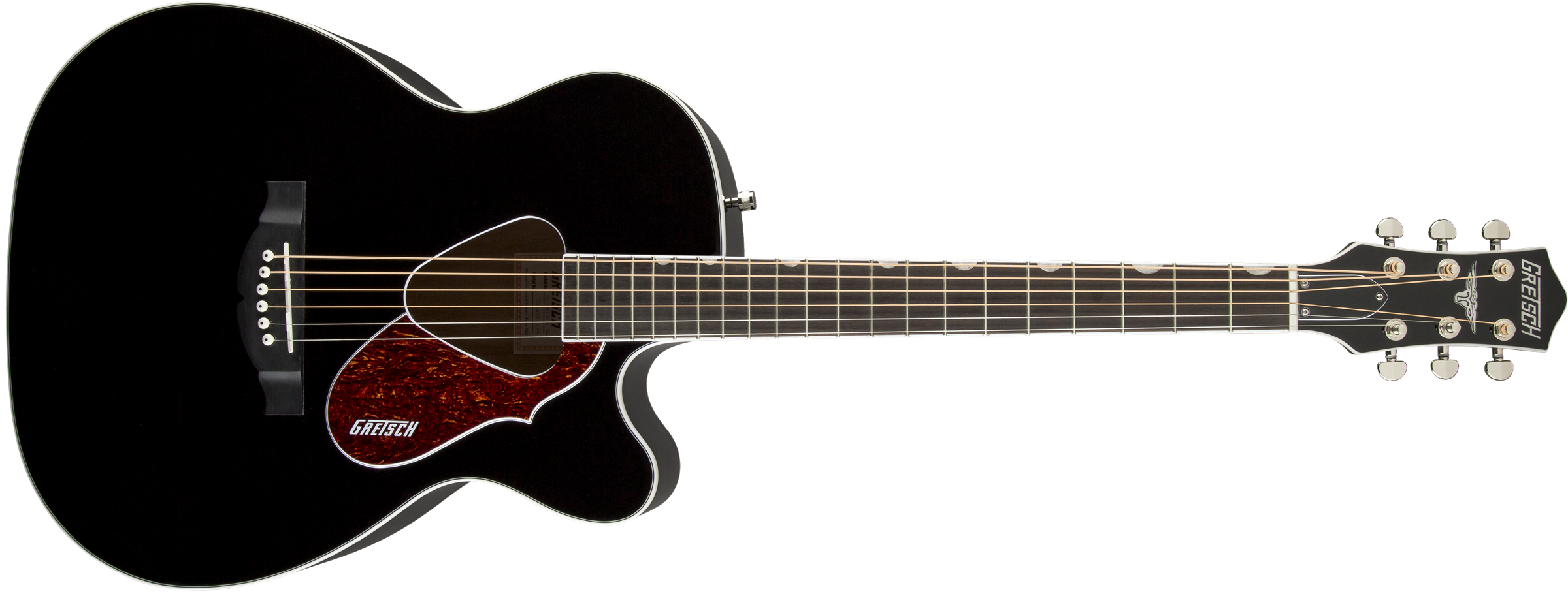 GRETSCH G5013CE RANCHER JR BLK - 2714013506