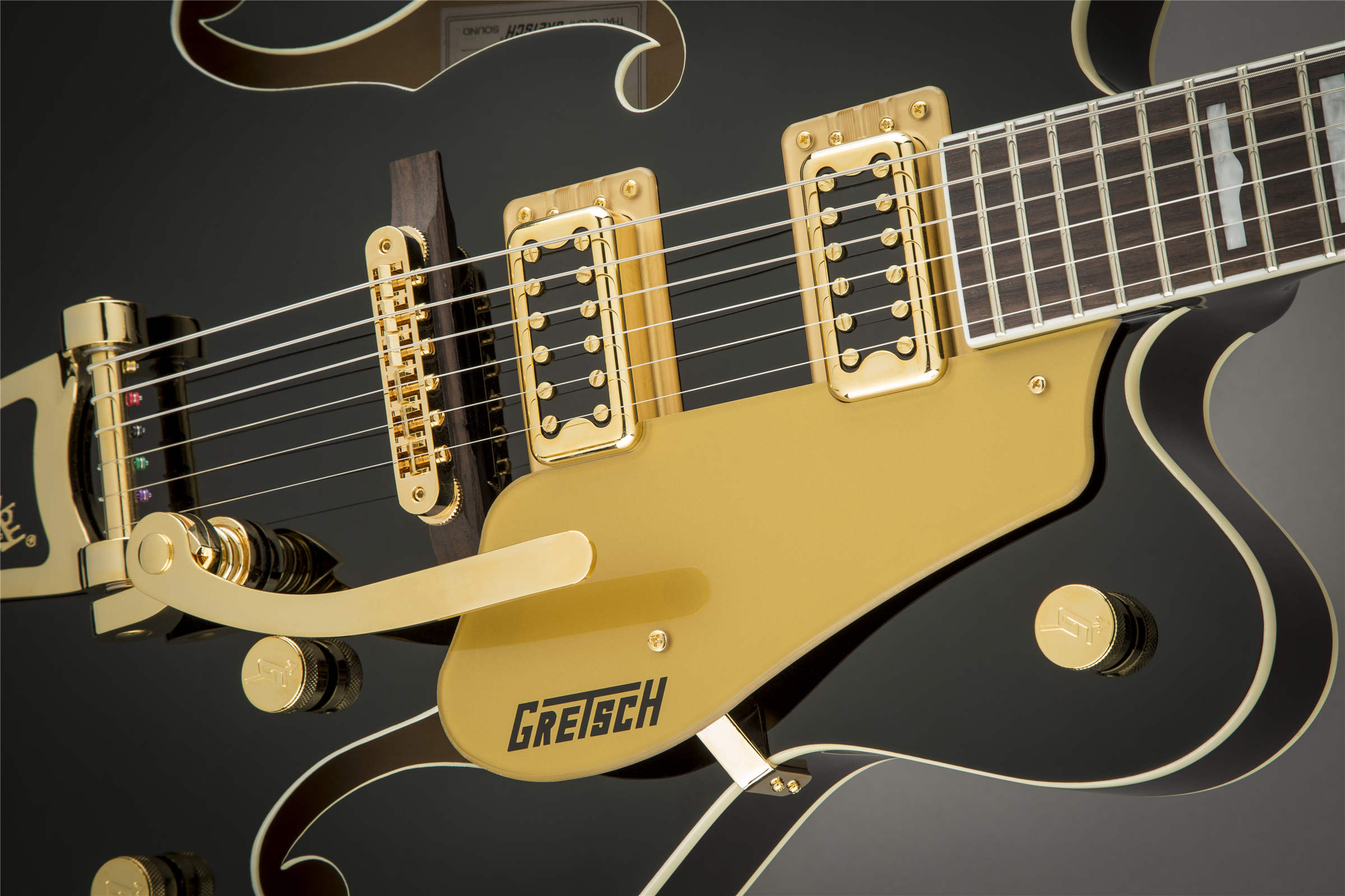 Am I the first to see this on the Gretsch website? : Electromatics