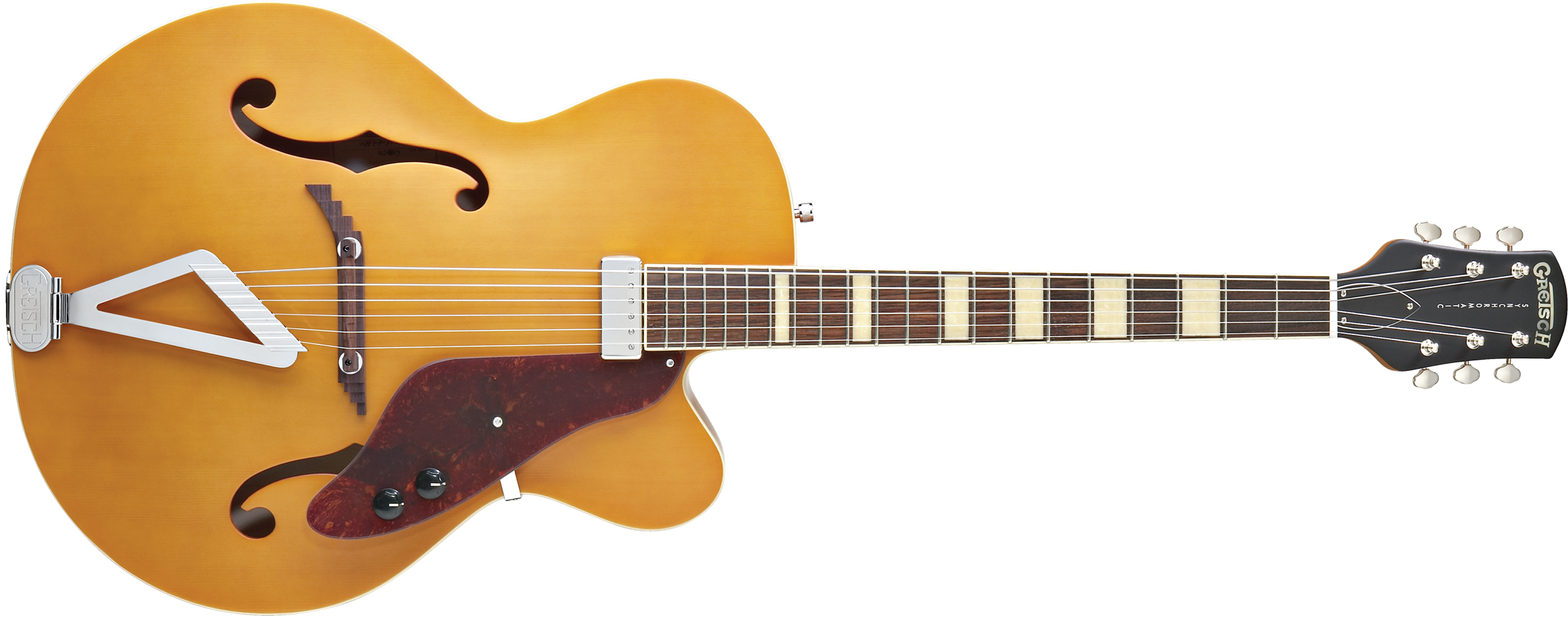 GRETSCH G100CE SYNCHROMATIC CUTAWAY NATURAL - 2515831521