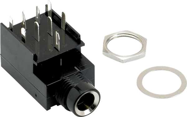 FENDER Stereo Amplifier Jack, 9-Pin