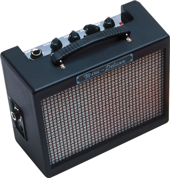 FENDER MD20 Mini Deluxe Amplifier, Black