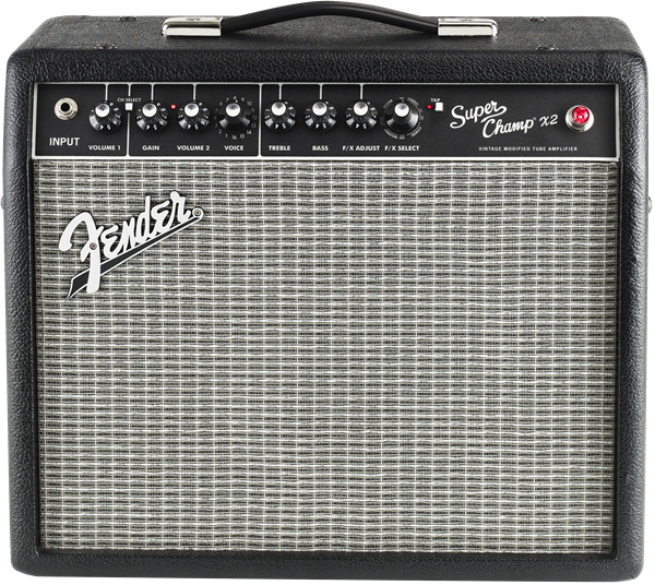 FENDER SUPER CHAMP X2 COMBO - 2223006900