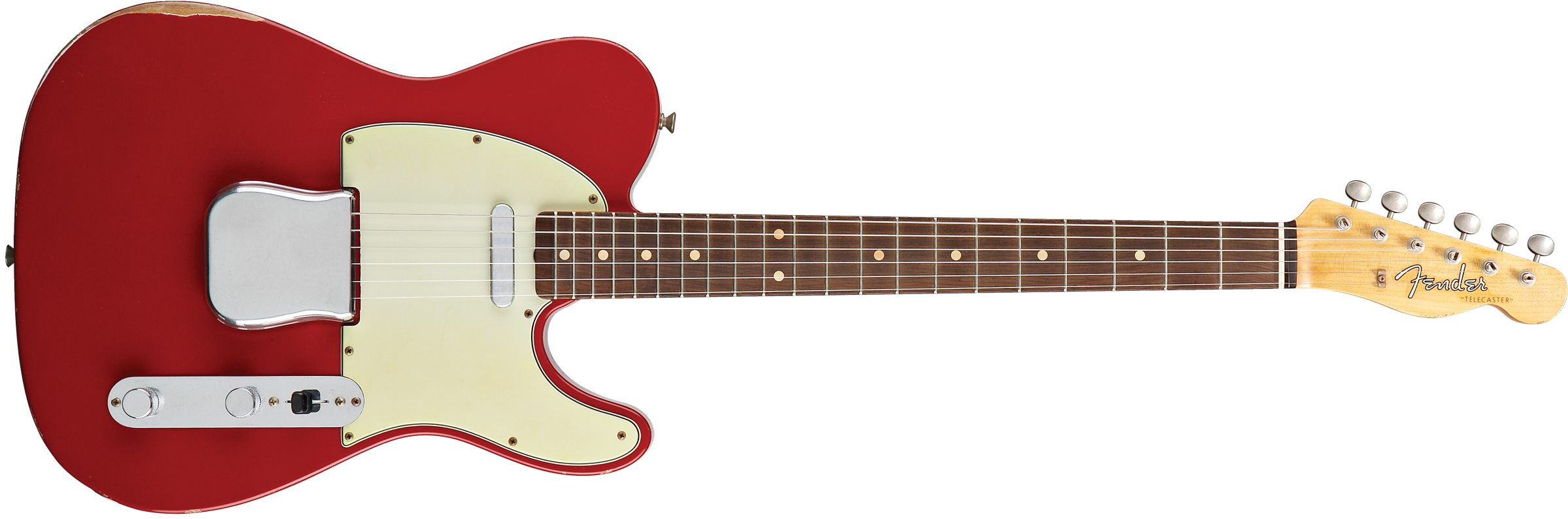 Telecaster Electric Guitars Fender Esquire Wiring Harness Limited Wildwood 10 1959 Relic Faded Dakota Red