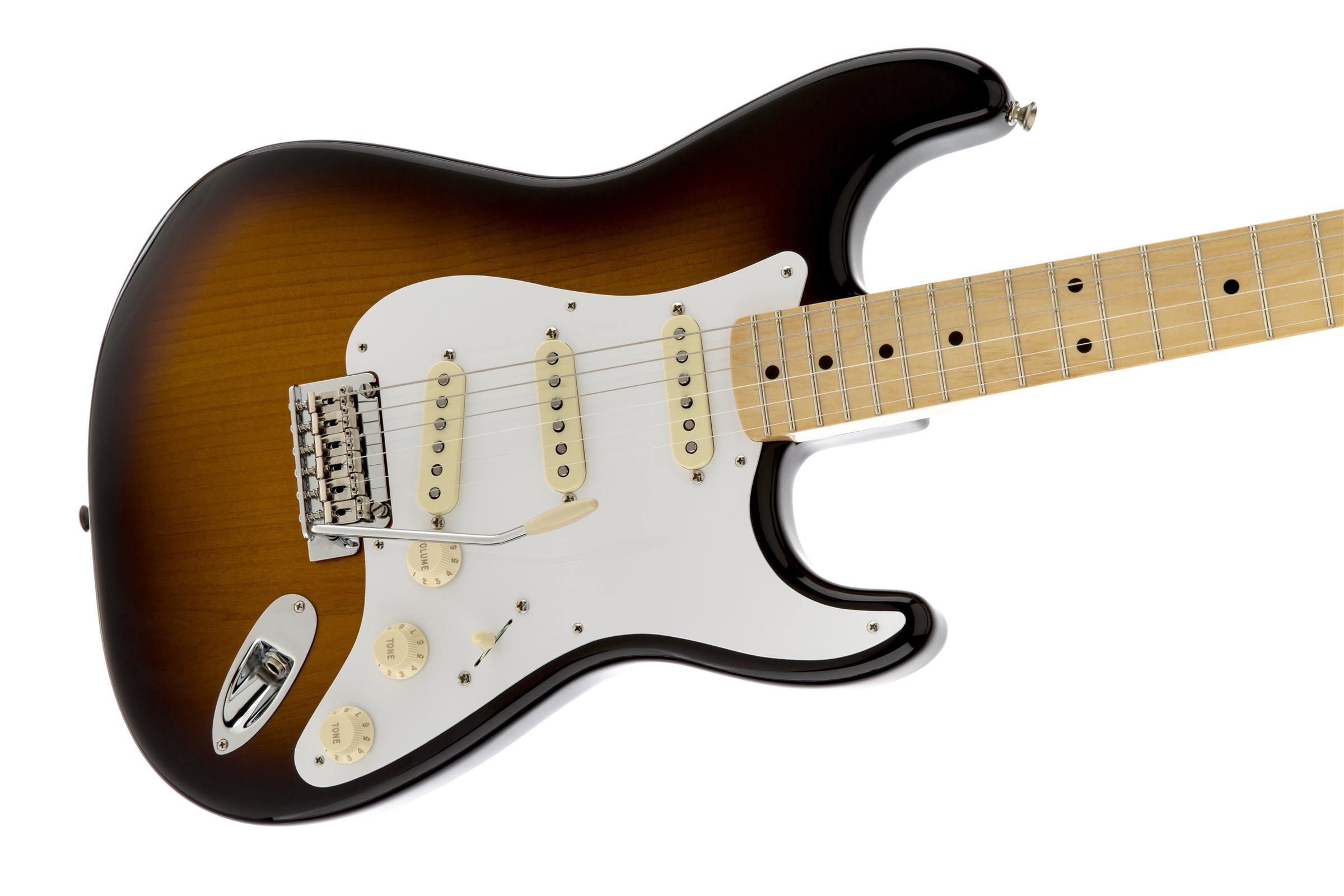 fender classic player 39 50s stratocaster maple fingerboard 2 color sunburst. Black Bedroom Furniture Sets. Home Design Ideas