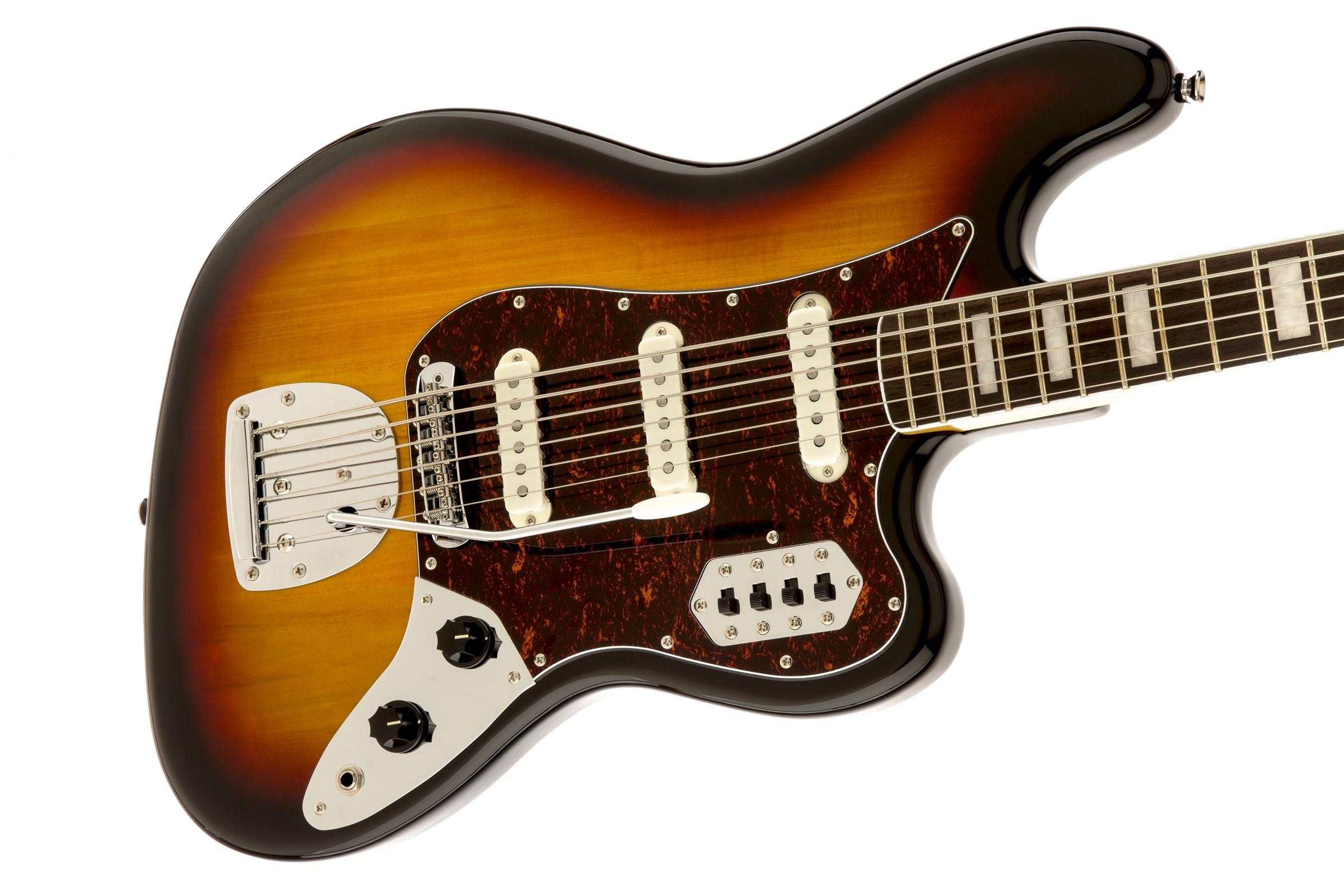 Squier 174 Vintage Modified Bass Vi Squier Bass Guitars
